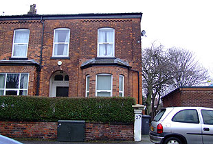 27 Heaton Road, Withington