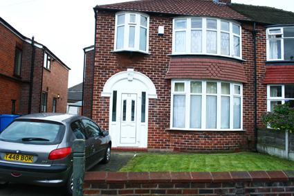 32 Arnfield Road, Withington